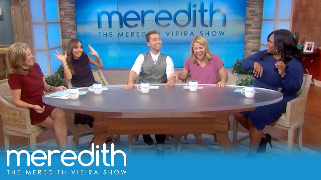 Meredith Vieira Panties HD