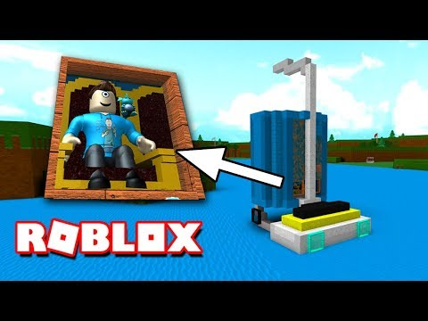 GIANT ROBLOX VACUUM CLEANER BOAT! | Build a Boat For Treasure! | MicroGuardian