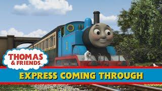 Express Coming Through - UK (HD) [Series 16]