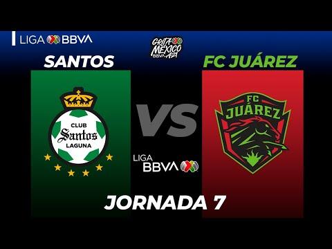 Santos Laguna Juarez Goals And Highlights
