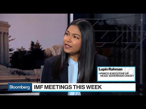 Pimco's Rahman Says Main Focus Is How the Dollar Will React