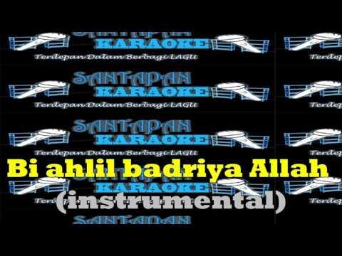 Lagu Karaoke Full Lirik Tanpa Vokal Ungu Shalawat