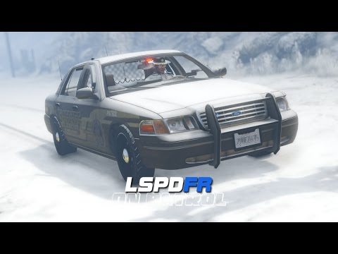 LSPDFR - Day 46 - Snow Patrol