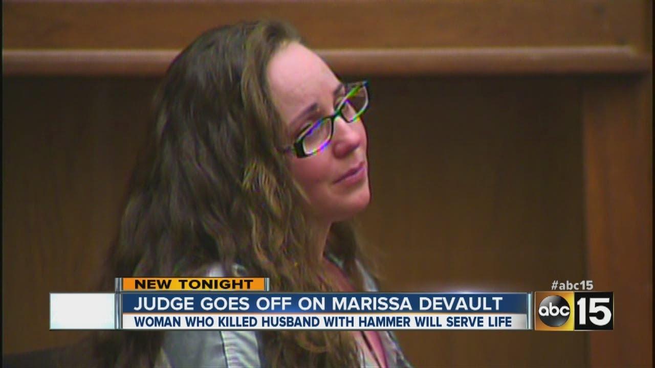 Judge speaks out at Devault sentencing