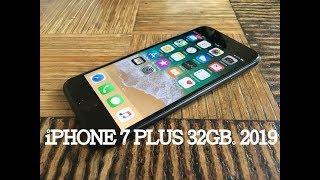 #Apple #iphone #7Plus | iPhone 7 Plus 32GB Black Unboxing | 2019