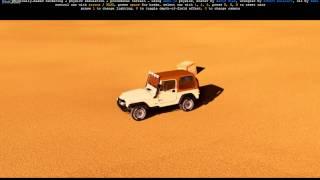 Realistic Driving Desert Rally - 2014 - RACING GAME PC - Paris Dakar Videogame BEST GRAPHICS 2014