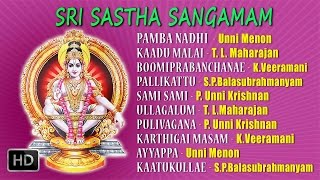 Top 10 Best Ayyappan Songs - Sri Sastha Sangamam - Tamil Devotional Songs - Jukebox