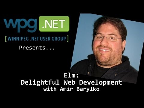Elm: Delightful Web Development with Amir Barylko