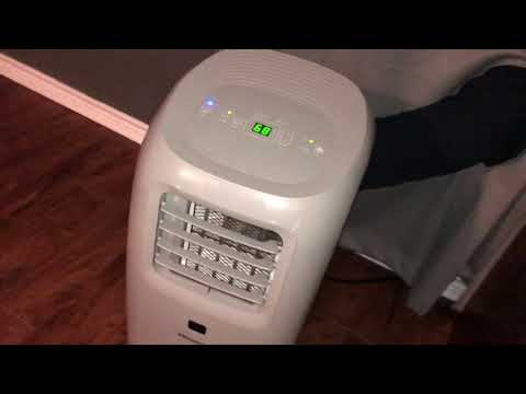 Hisense 6500 BTU portable air conditioner review