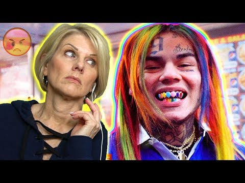 Mom REACTS to 6IX9INE