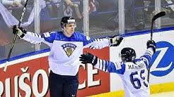 Kaapo Kakko nets hat trick in Team Finland's 4-2 win against Team Slovakia - IIHF World Championship