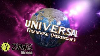 Zumba with Kathy - Firehouse (Merengue) [HD]