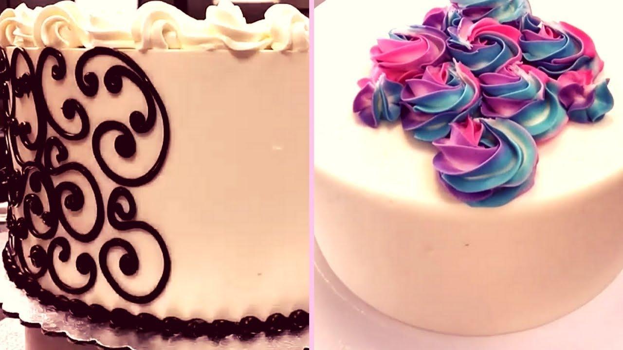 Satisfying Cake Decorating 🍰  #3 | DIY Cake Ideas