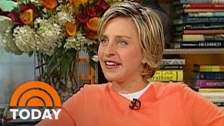 #TBT: Ellen Talks 'The Ellen DeGeneres Show' Debut | TODAY