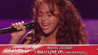 America's Got Talent - Alexis Jordan #3