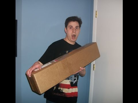 Unboxing A Special Package From - Kevin Smith & Jason Mewes!!!