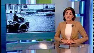 Смотреть видео Высокая вода. Сюжет на тк Санкт-Петербург 18.10.2017 онлайн