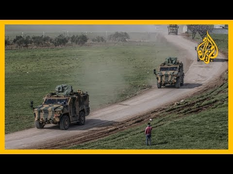 تركيا ترسل تعزيزات جديدة إلى سوريا تتضمن 150 آلية عسكرية  - نشر قبل 5 ساعة