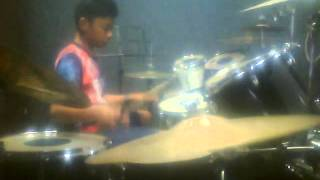 Hail to the King, A7x, Arya Drum Cover, Istana Musik Jombang