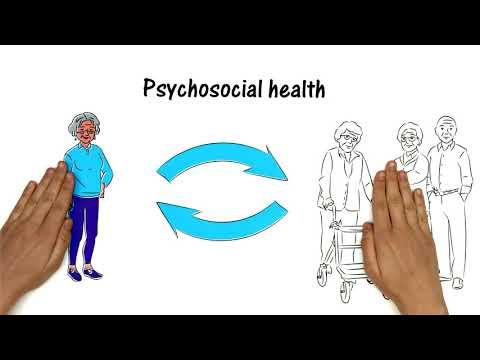 Bern University of Applied Sciences – Definition of Psychosocial Health