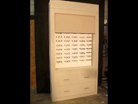 Secure Display Cabinet Kiosk