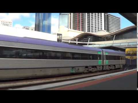 Trains Around Melbourne #3