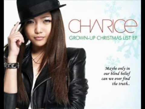 My Grown Up Christmas List - Charice