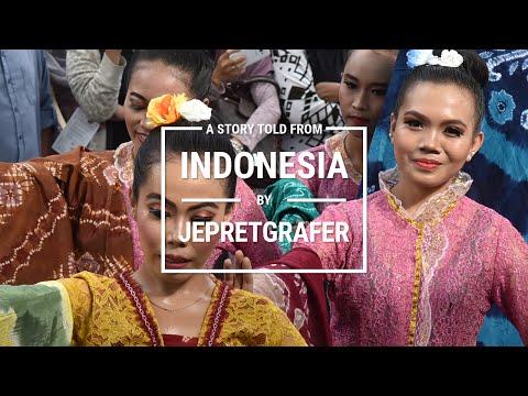Pawai Budaya & Banjar Fashion Carnaval - Festival Budaya Pasar Terapung 2016, Banjarmasin