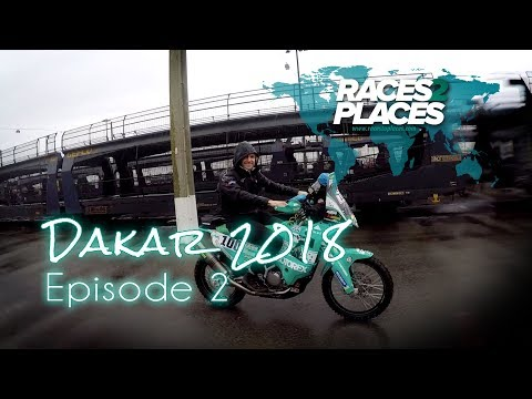 Races to Places - Dakar Rally 2018 - Episode 2 - ft. Lyndon Poskitt