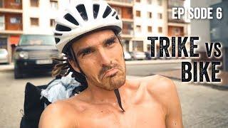 TRIKE FASTER THAN BIKE! - London2Africa Episode 6