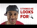 5 things guys find attractive | How to make a guy like you