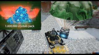 Tanki Online - GoldBox Montage #54 | MM Battles | Black GoldBoxes?! Epic!