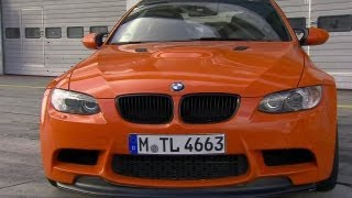 BMW M 40th Anniversary: Sound & Driving [M1 - M3 - M5 ..... ]