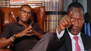 Was Nkaissery Assasinated? Who Benefits?