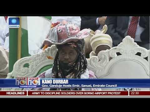 Kano Durbar: Gov. Danduje Hosts Emir, Sanusi, Emirate Council