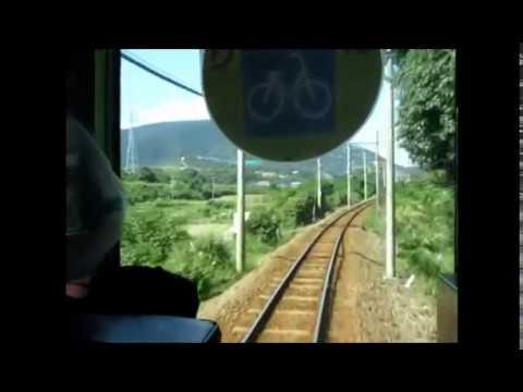 【前面展望】養老鉄道養老線◆桑名→大垣[the front prospects] Yoro railroad Yoro Line ◆ Kuwana → Ogaki