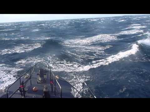 20131031 RNLI Stromness Lother Rock Pentland Firth