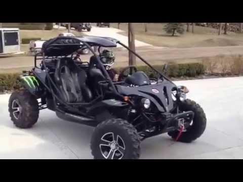 XY powersports dune buggy