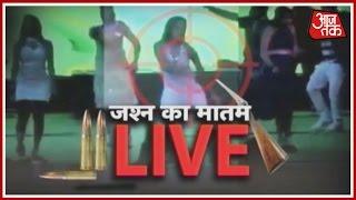 Horrifying Moment Pregnant Wedding Dancer Shot Dead On Stage