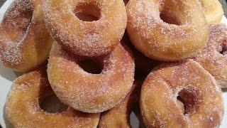 Beignets Sans Gluten -gluten-free Donuts