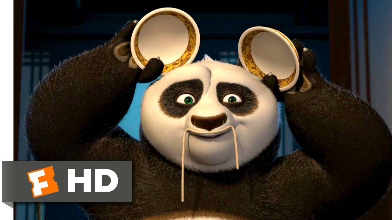 Download Kung Fu Panda (2008) - Impersonations at Dinner Scene (5/10) | Movieclips