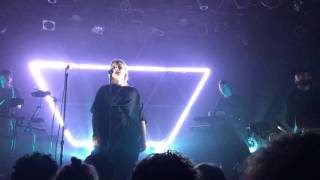 "Lapsley ""Cliff"" (Live in Brooklyn 05/11/16)"