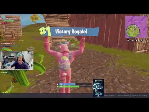 Ninja Freestyle Rapping About Tim  Fortnite Clips #1