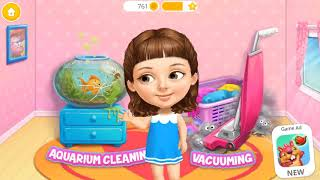 Fun Kids Games   Sweet Baby Girl Cleanup 5   Messy House Makeover House Cleaning Games For Girls