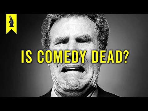 Is Comedy DEAD? (feat. Marvel, Jordan Peele, Men In Black) – Wisecrack Edition