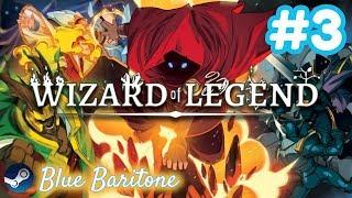 WIZARD OF LEGEND , EFSANE BÜYÜCÜ , Türkçe , Bölüm 3 , Eğlenceli Oyun Videosu