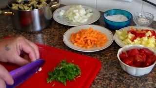Манджа овощное блюдо