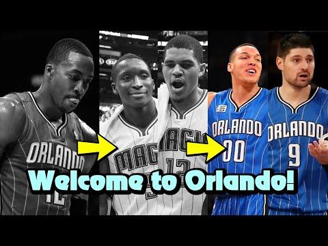 The Orlando Magic's Wild Ride Since Trading Dwight Howard