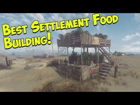 Best Food Settlement Fallout