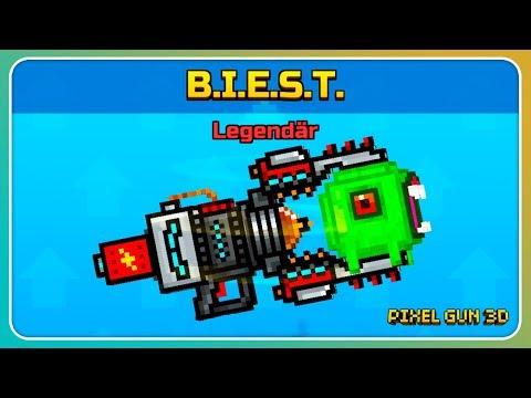 B.I.E.S.T. gekauft! Total verarscht! | Pixel Gun 3D [Deutsch]